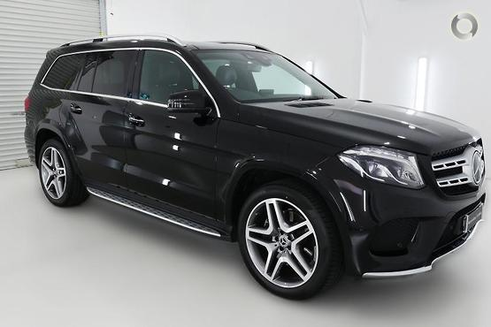 2018 Mercedes-Benz GLS 350 D
