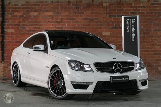 2012 Mercedes-Benz <br>C 63