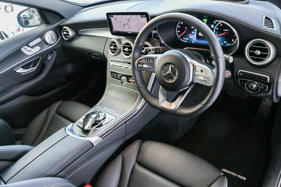 2019 Mercedes-Benz C 200 Estate