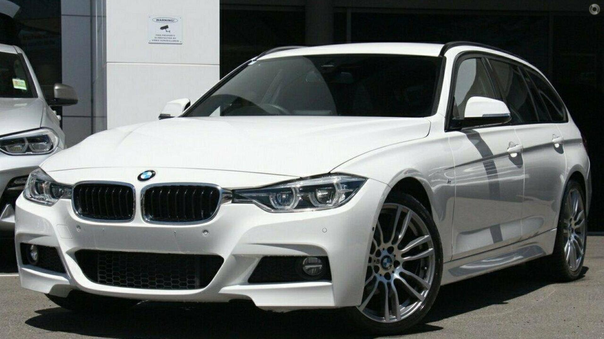 2018 BMW 320i M Sport
