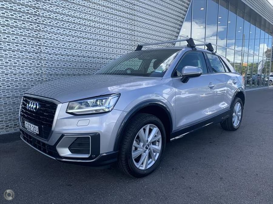 2018 Audi Q2 35 TFSI design GA