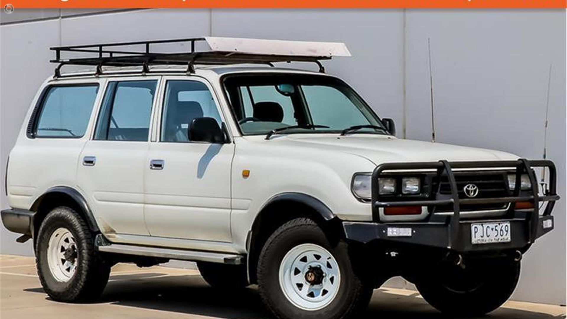 1996 Toyota Landcruiser HZJ80R