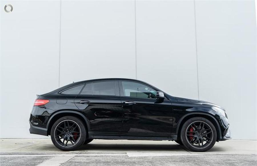 2016 Mercedes-AMG GLE 63 Coupe