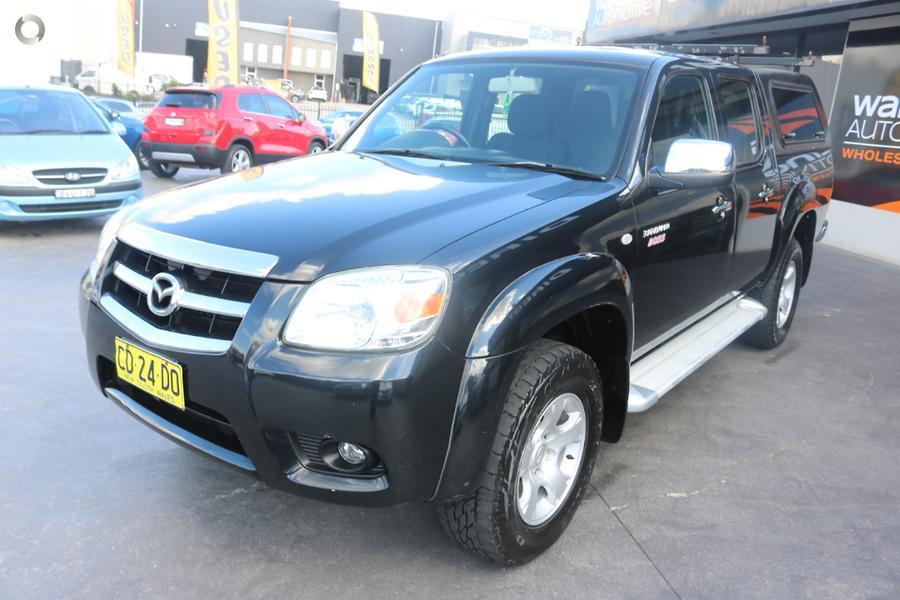2009 Mazda Bt-50 DX UN