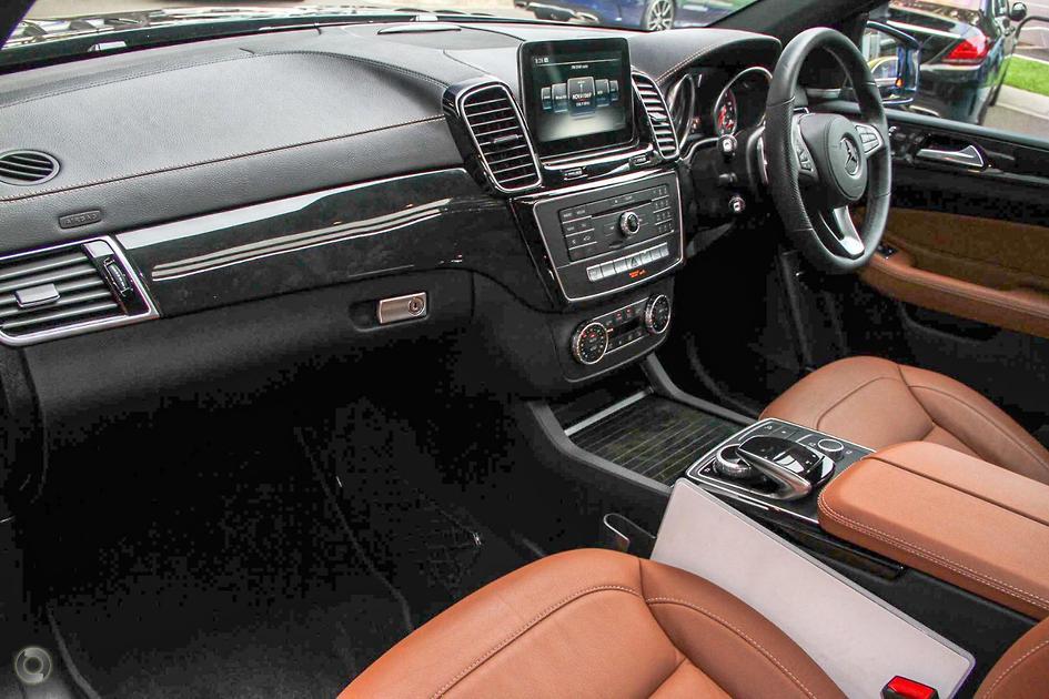 2017 Mercedes-Benz GLS 350 D Wagon