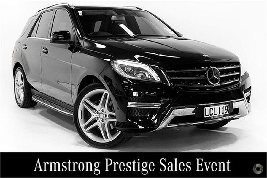 2013 Mercedes-Benz ML 350 CDI Wagon