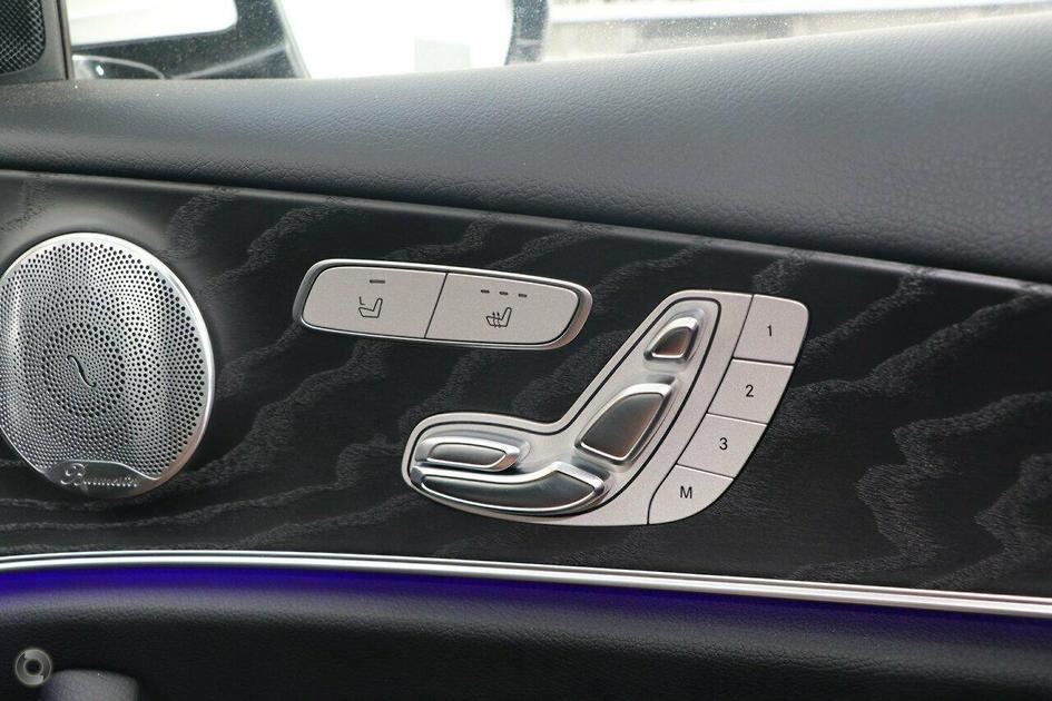2019 Mercedes-Benz E 350 E Sedan