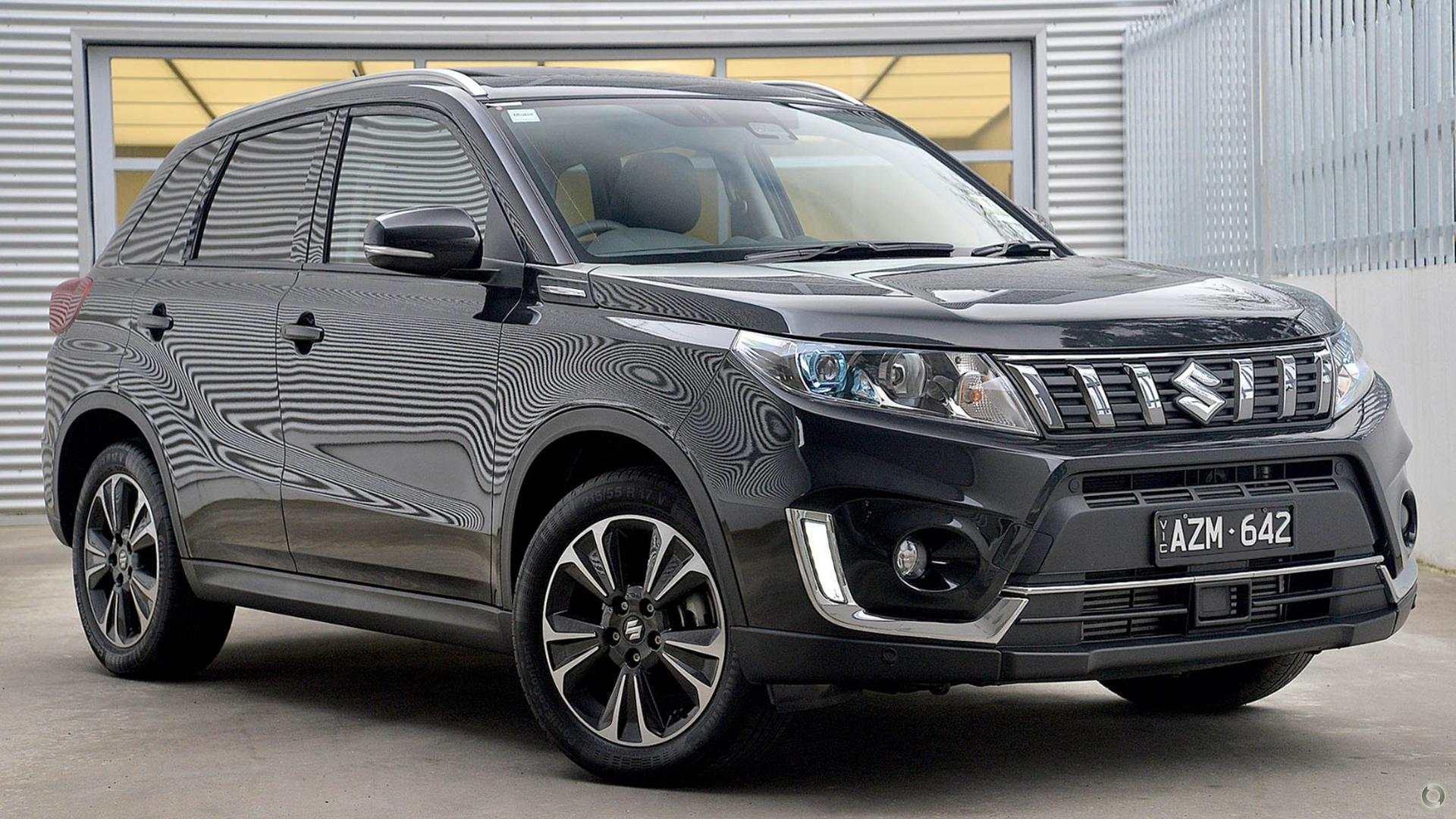 2019 Suzuki Vitara Turbo LY Series II
