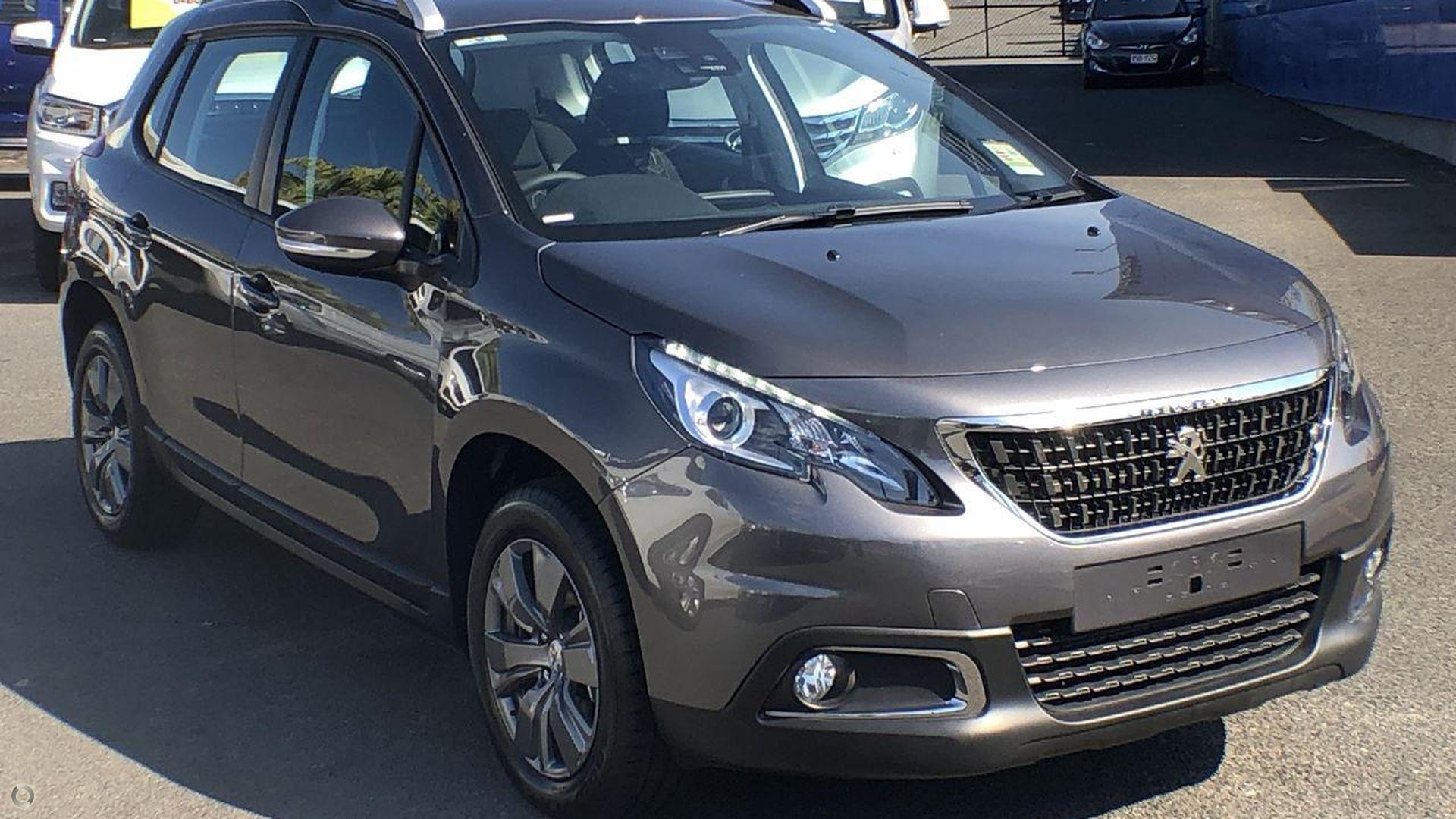 2018 Peugeot 2008 Active A94