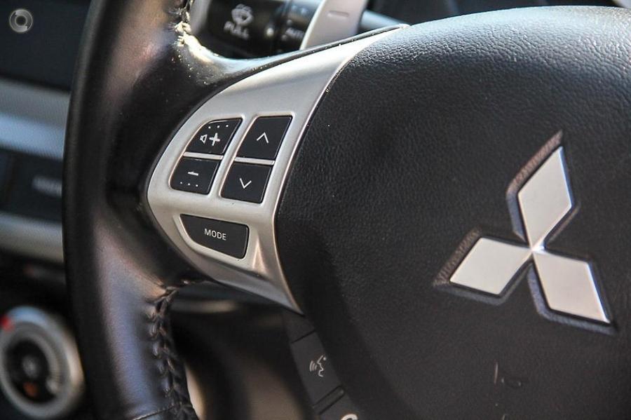 2007 Mitsubishi Lancer VR-X CJ