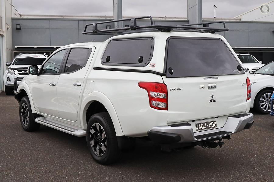 2017 Mitsubishi Triton Exceed MQ