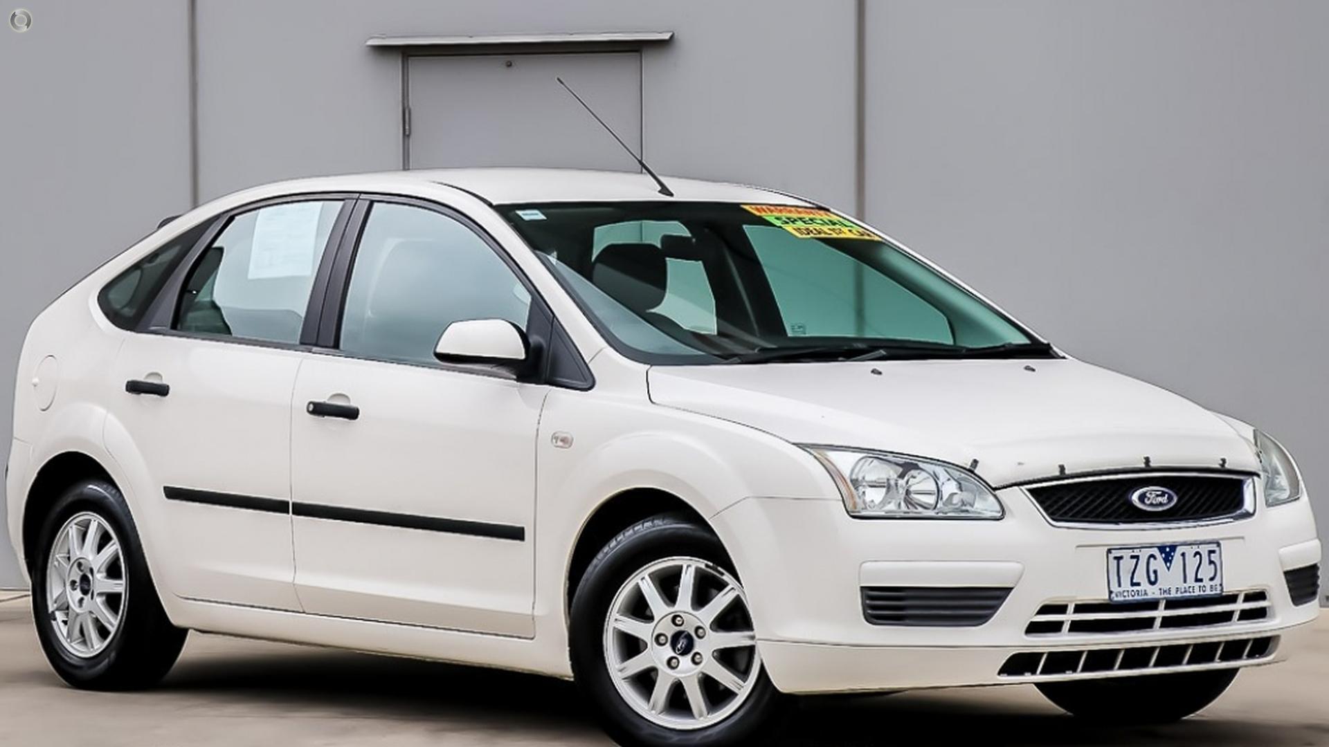 2006 Ford Focus LS