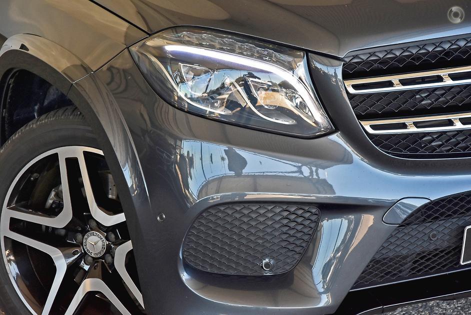 2016 Mercedes-Benz GLS 350 Suv