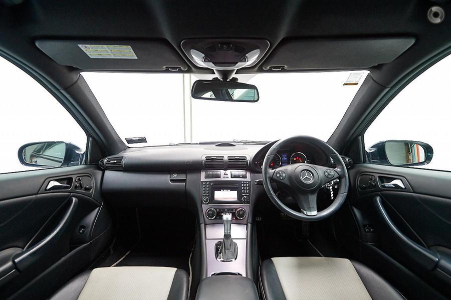 2010 Mercedes-Benz CLC 200 K Coupe