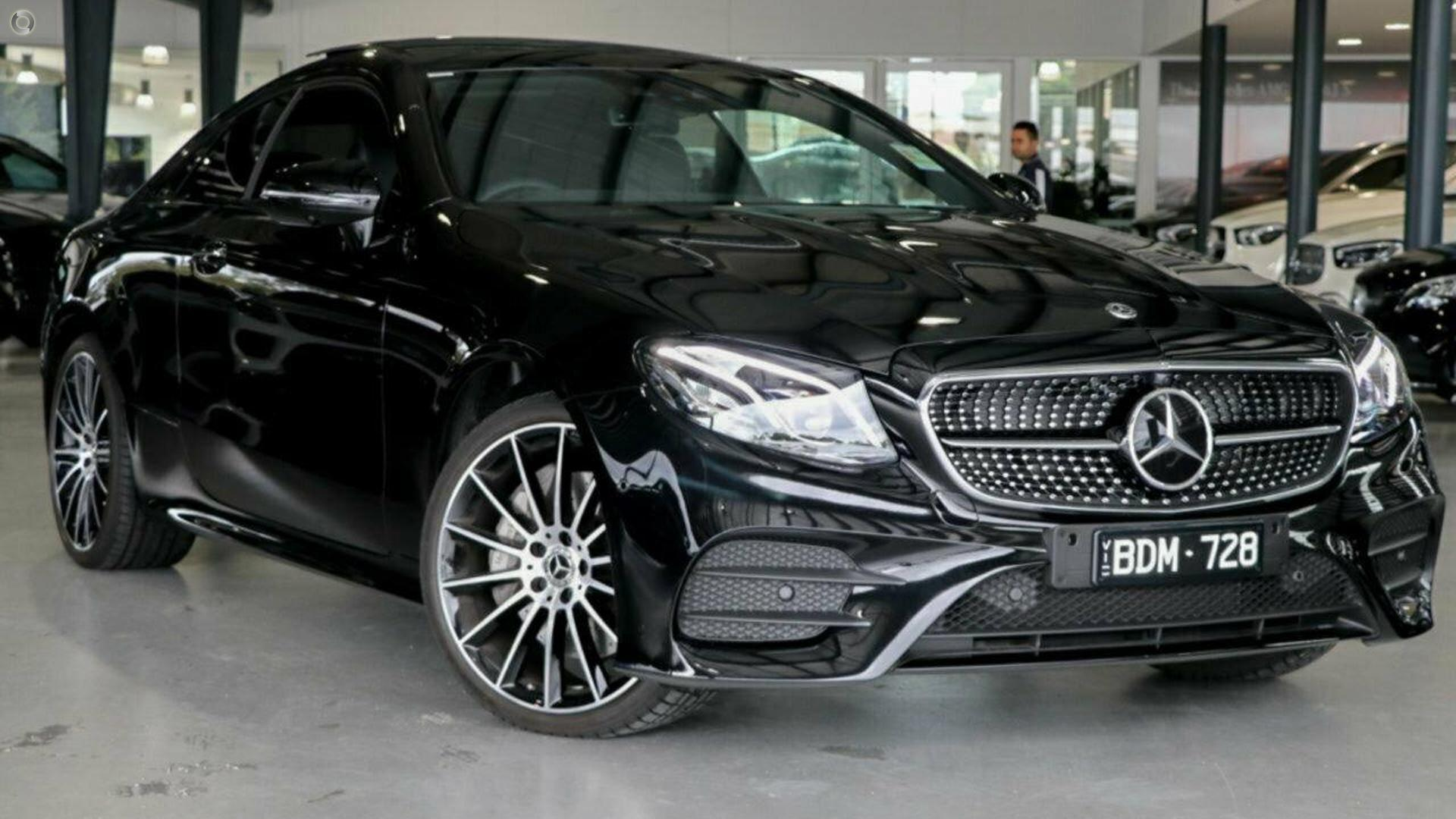 2019 Mercedes-Benz E 450 Coupé