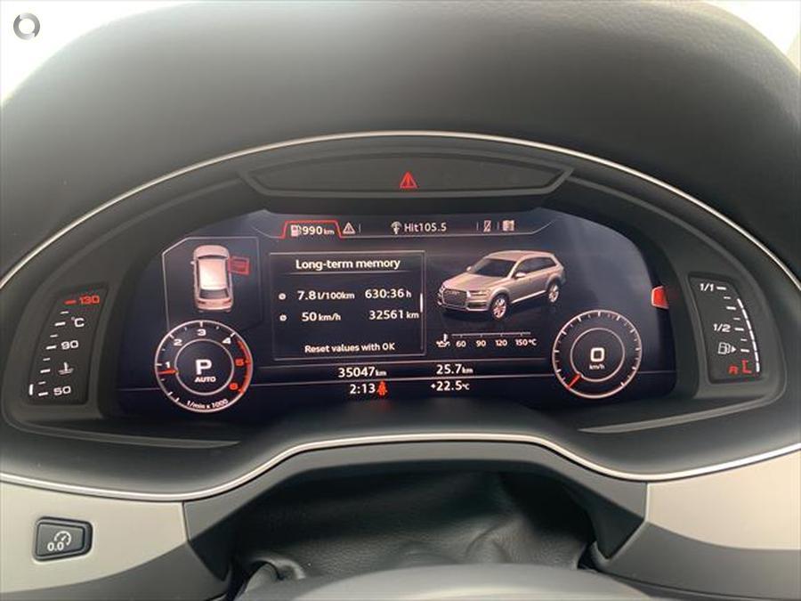 2017 Audi Q7 TDI 4M