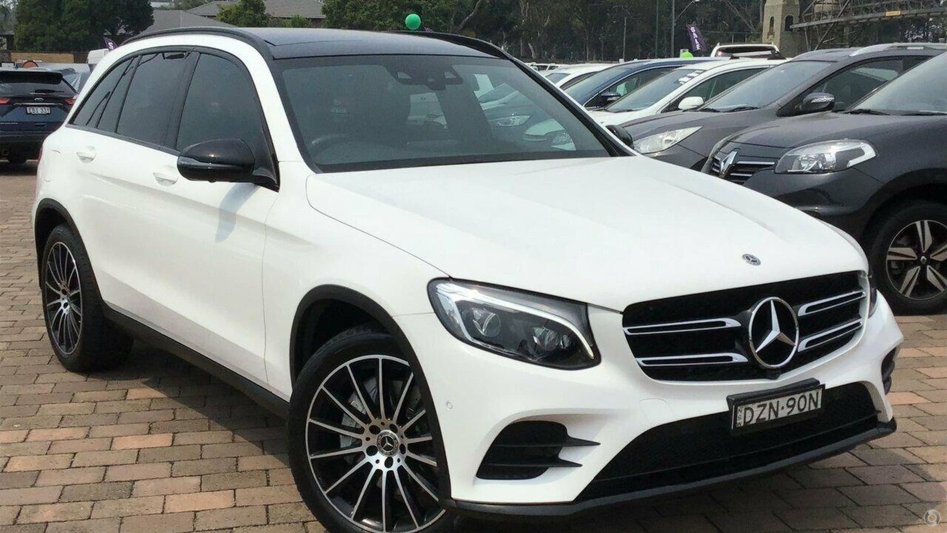2018 Mercedes-Benz GLC 200 Wagon