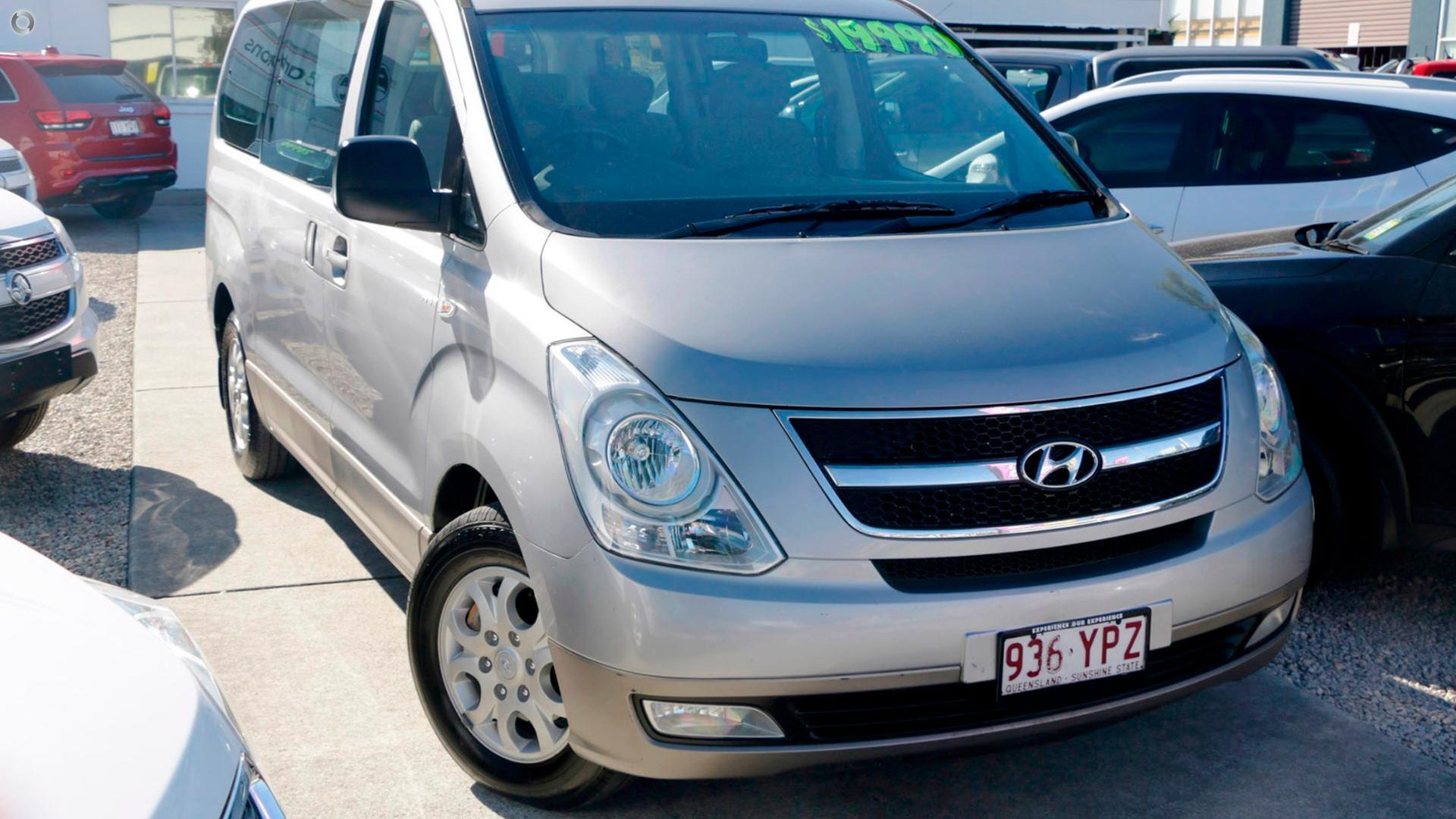 2012 Hyundai Imax  TQ-W