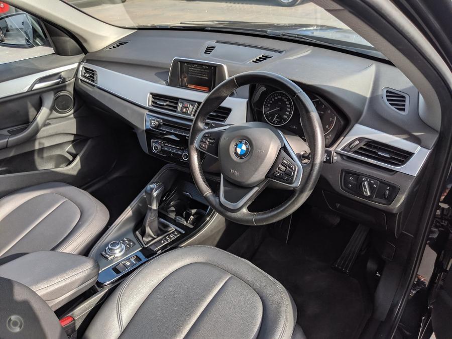 2016 BMW X1 sDrive18d F48
