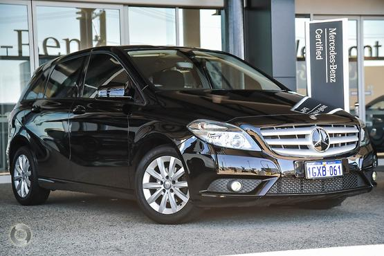 2012 Mercedes-Benz <br>B 180 BLUEEFFICIENCY