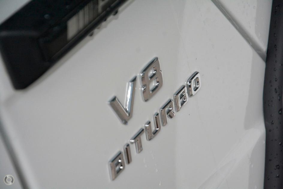 2018 Mercedes-Benz G 63 Suv