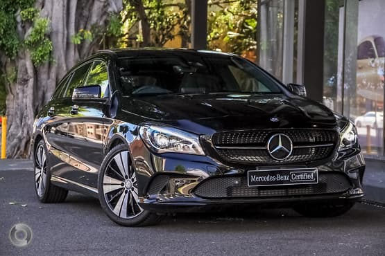 2017 Mercedes-Benz <br>CLA 200
