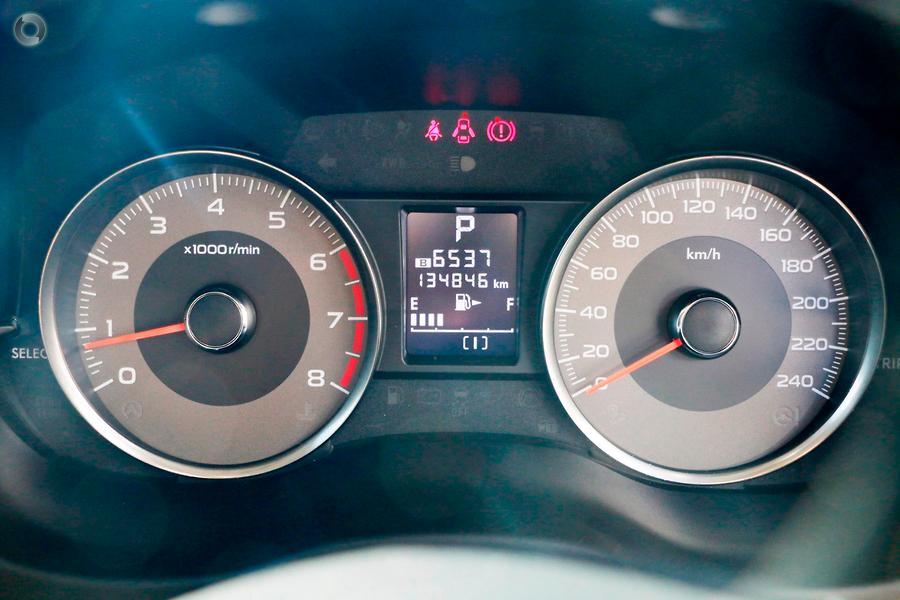 2013 Subaru Forester 2.5i-L S4