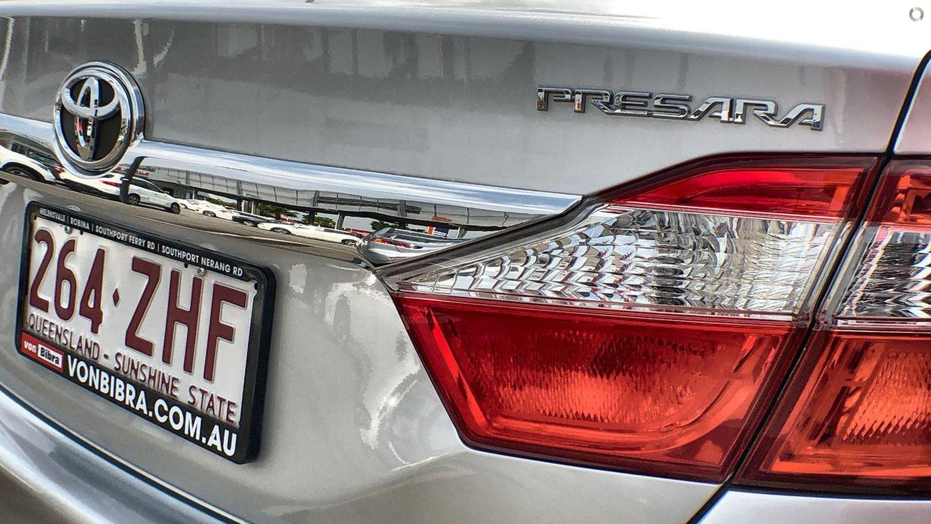 2014 Toyota Aurion Presara GSV50R