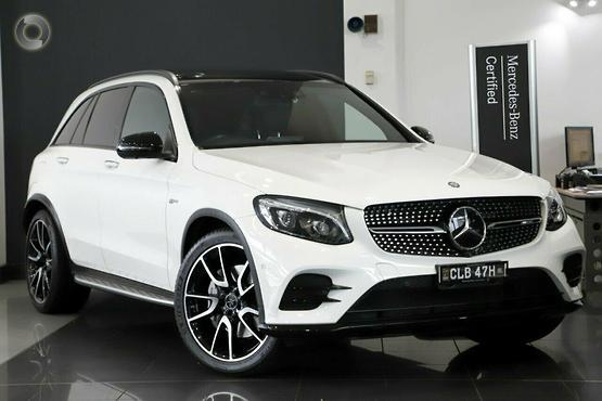 2016 Mercedes-Benz GLC 43 AMG