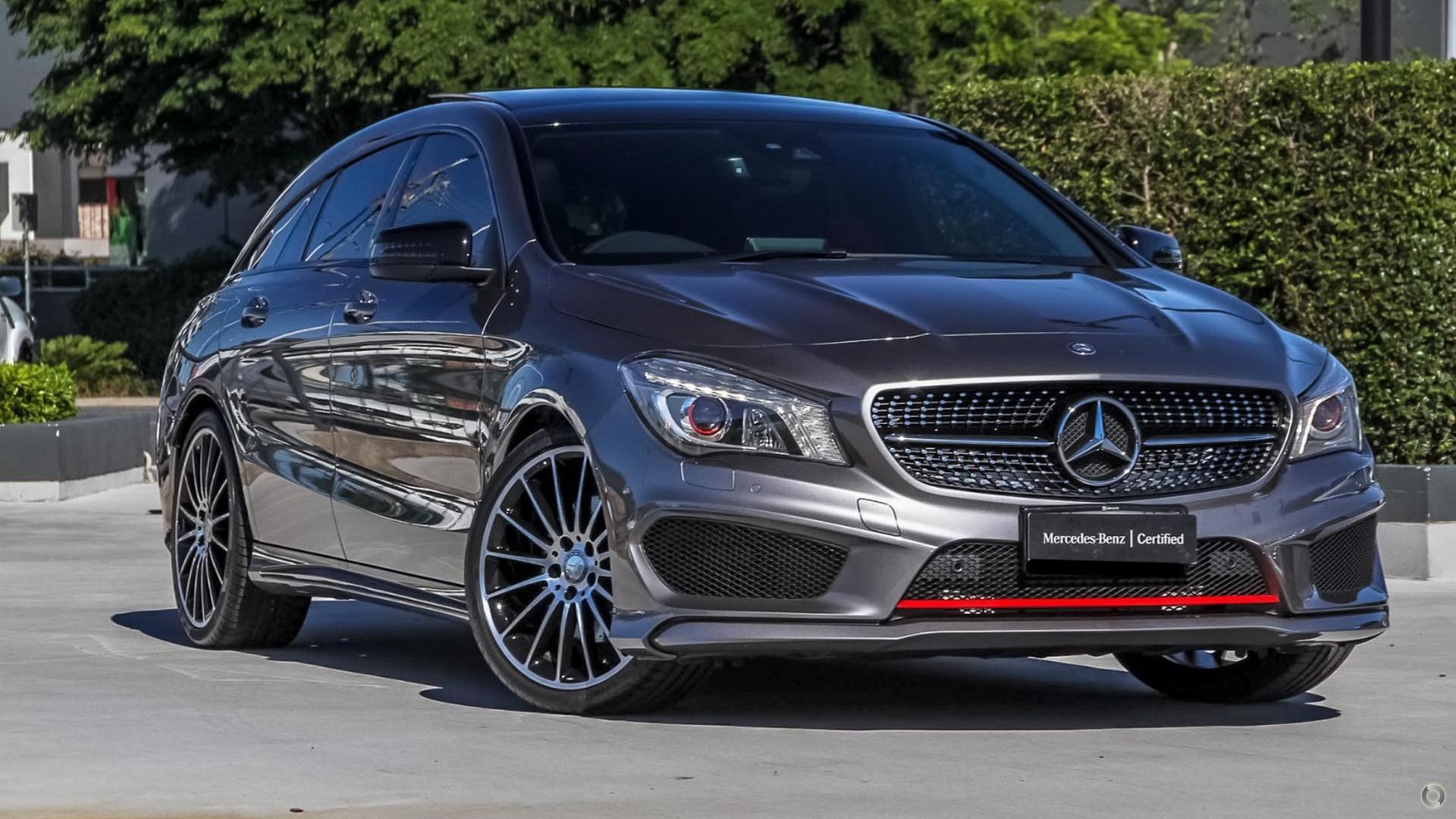 2016 Mercedes-Benz CLA 250 Shooting Brake