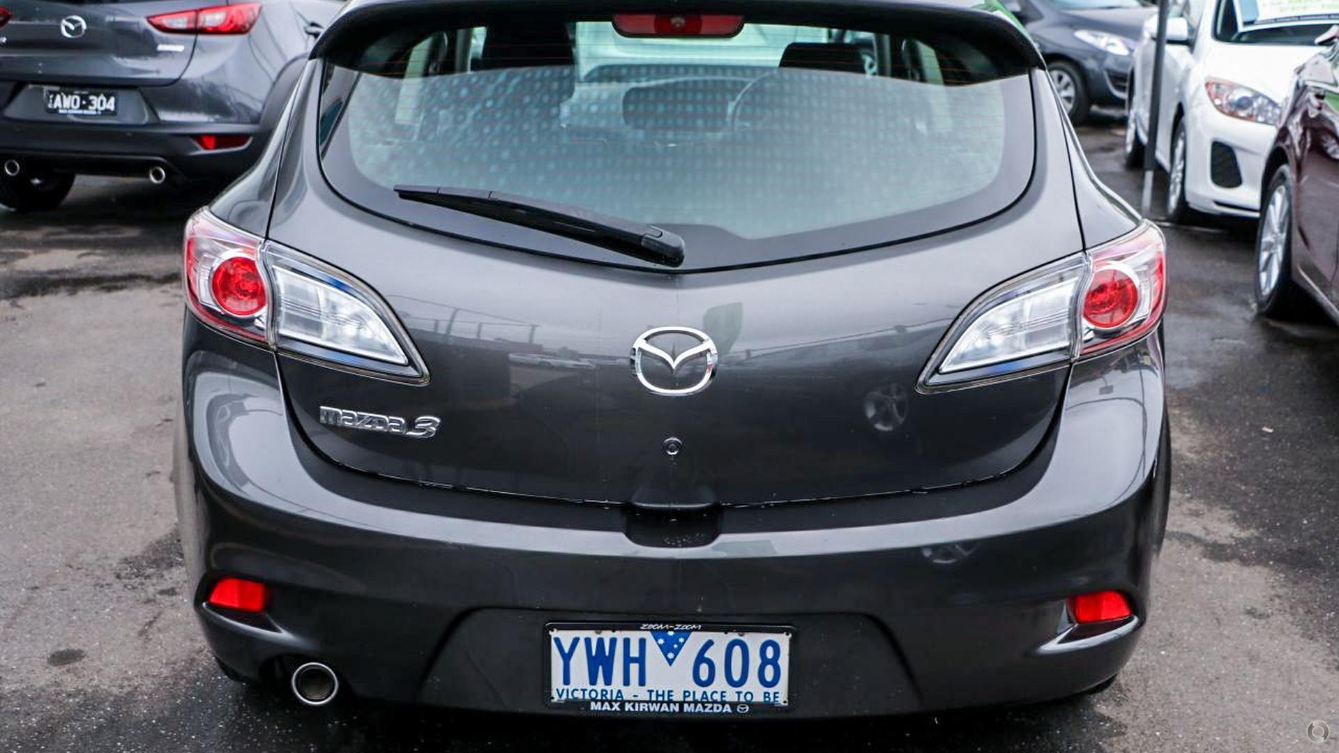 2011 Mazda 3 Neo BL Series 2