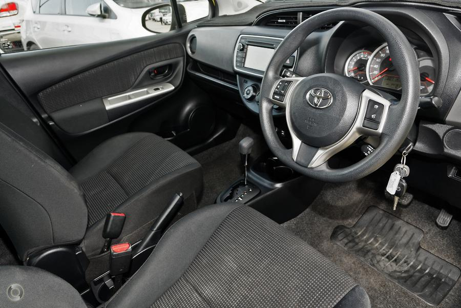 2014 Toyota Yaris Ascent NCP130R