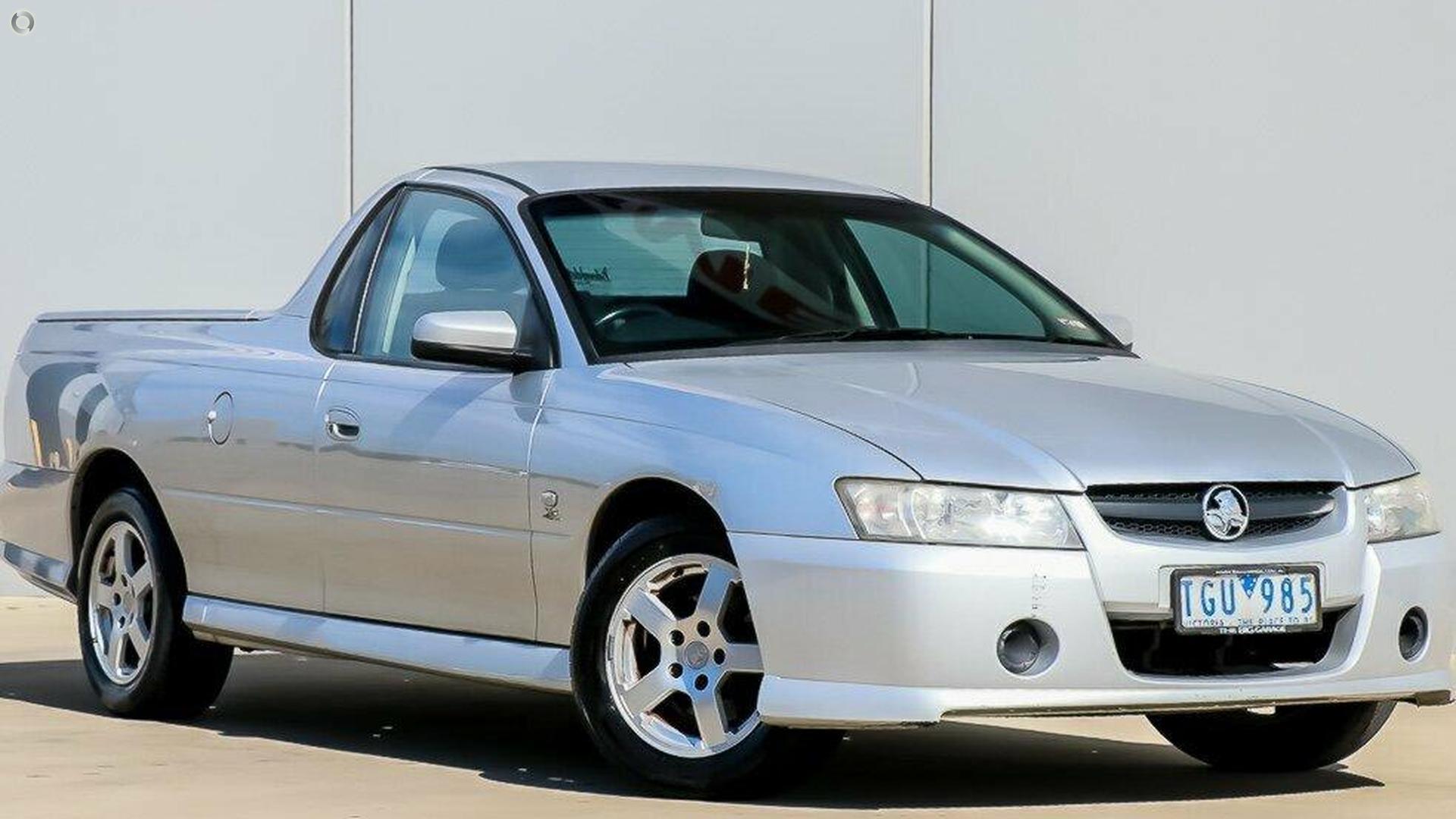 2005 Holden Ute VZ