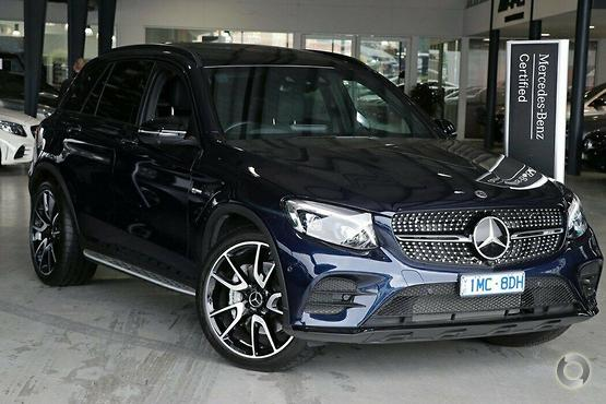 2018 Mercedes-Benz GLC 43 AMG