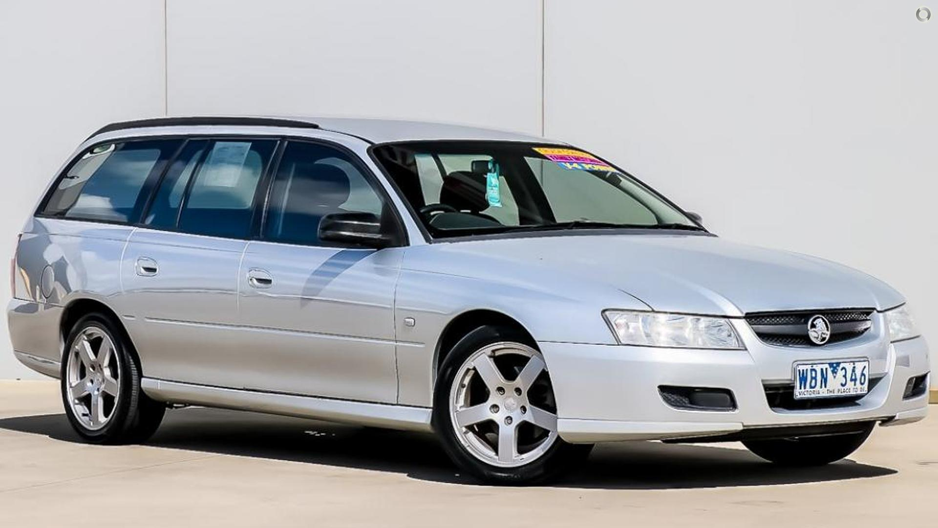 2006 Holden Commodore Executive VZ