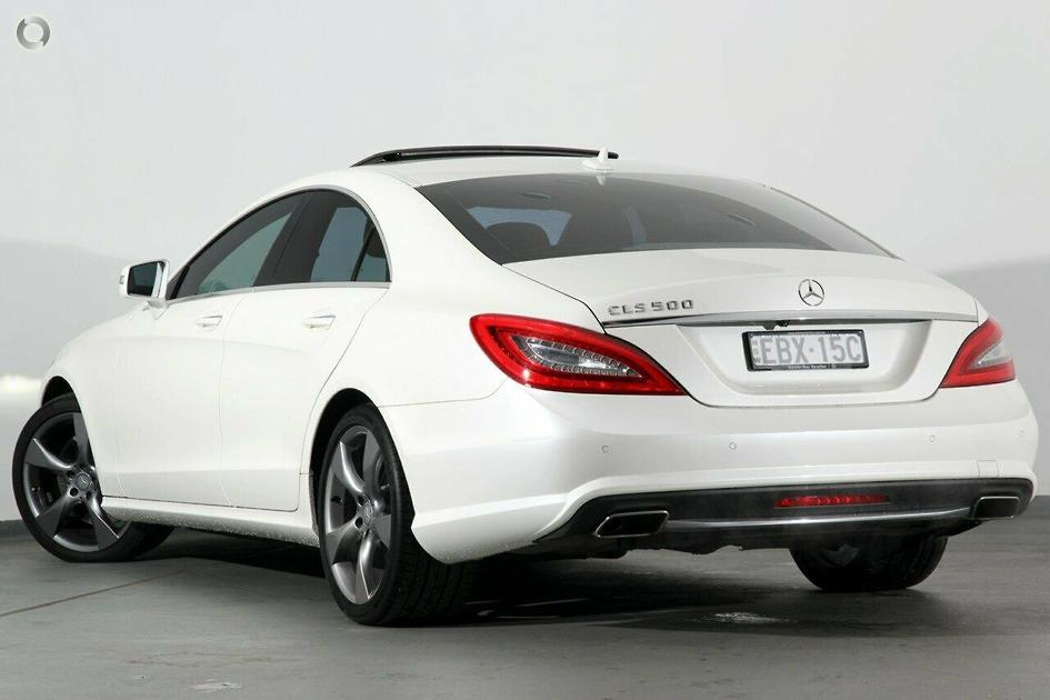 2014 Mercedes-Benz CLS 500 Coupe
