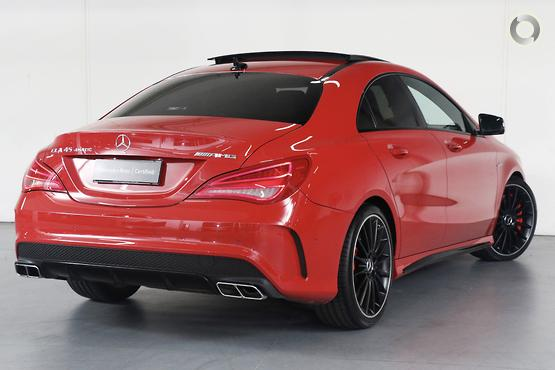 2013 Mercedes-Benz CLA 45
