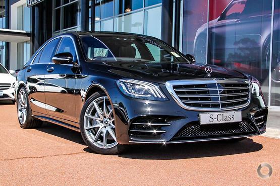 2018 Mercedes-Benz <br>S-CLASS