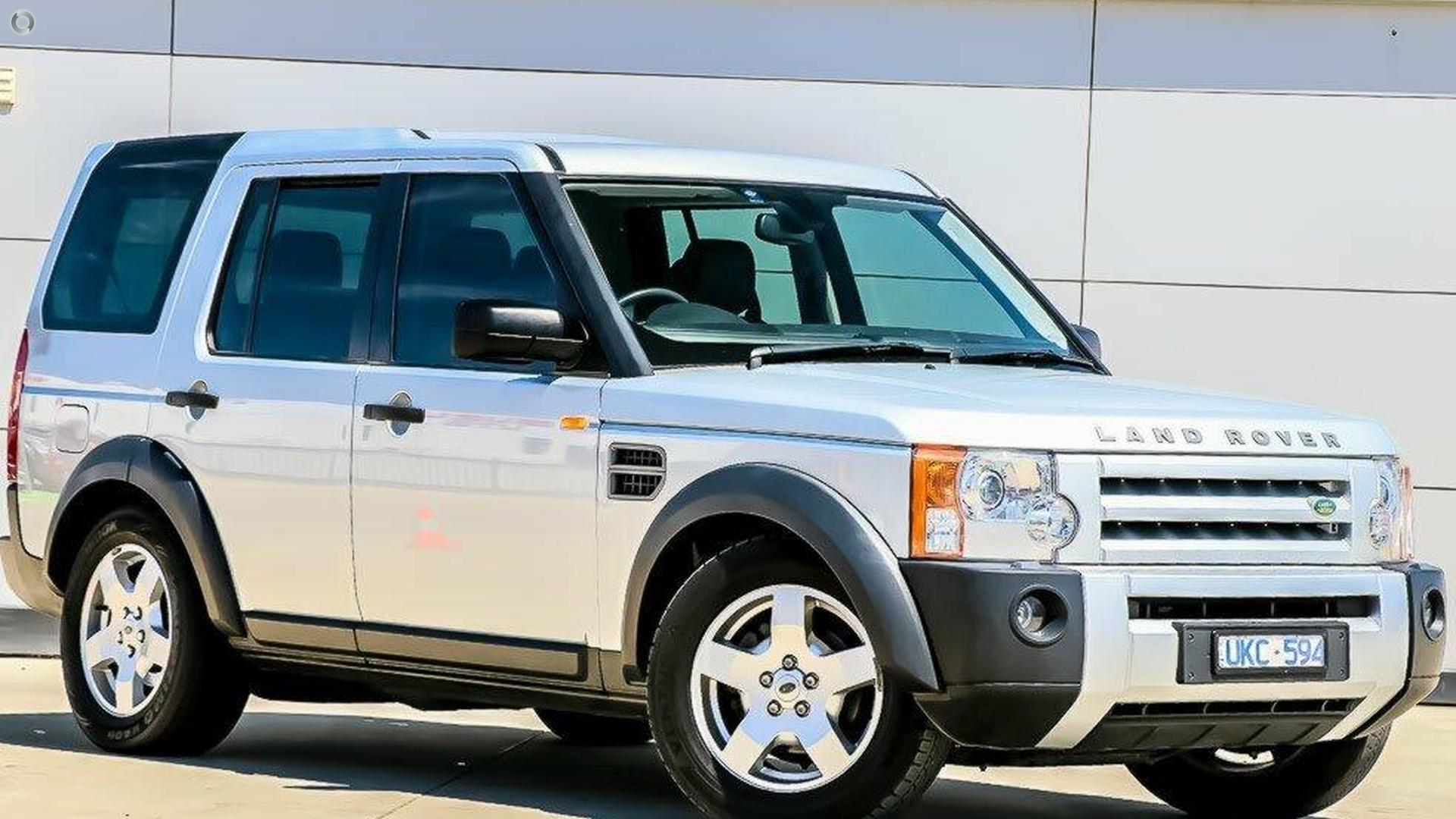 2006 Land Rover Discovery 3 (No Series)