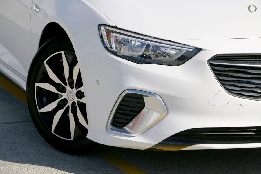 2018 Holden Commodore RS ZB