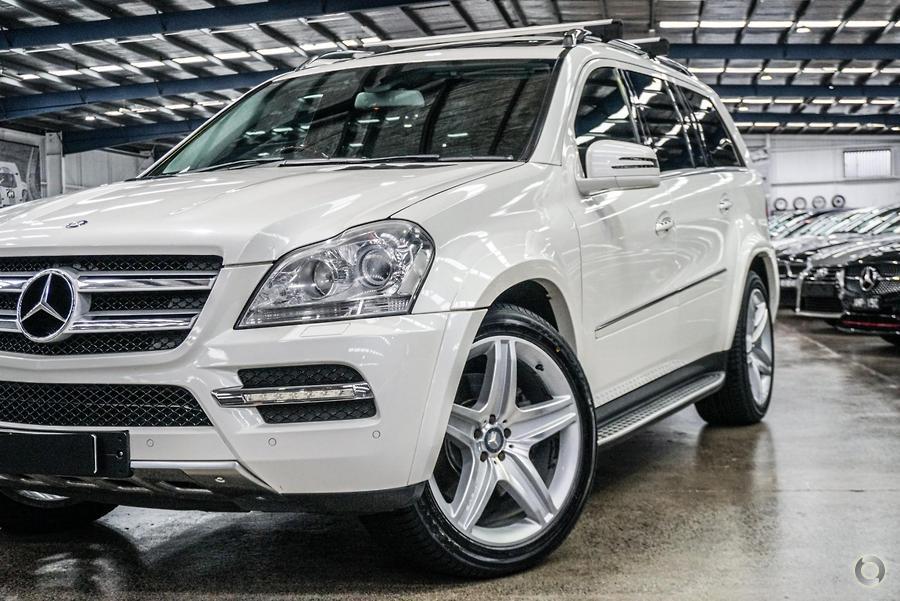 2012 Mercedes-benz Gl450 Cdi Luxury  X164