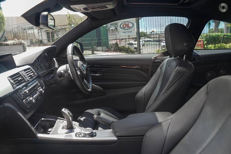 2016 BMW 430i M Sport