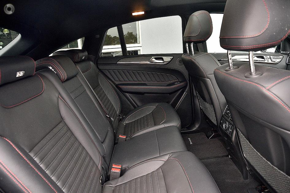 2018 Mercedes-Benz GLE 43 Coupe