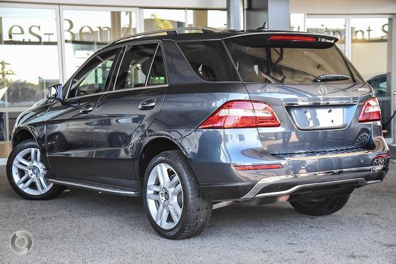 2014 Mercedes-Benz ML 250 BLUETEC