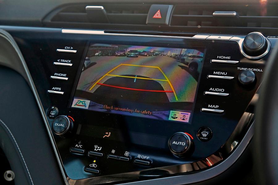 2018 Toyota Camry SX GSV70R