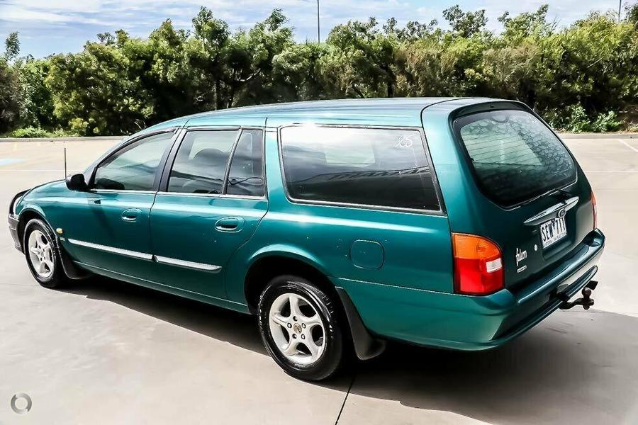 1998 Ford Falcon Forte AU