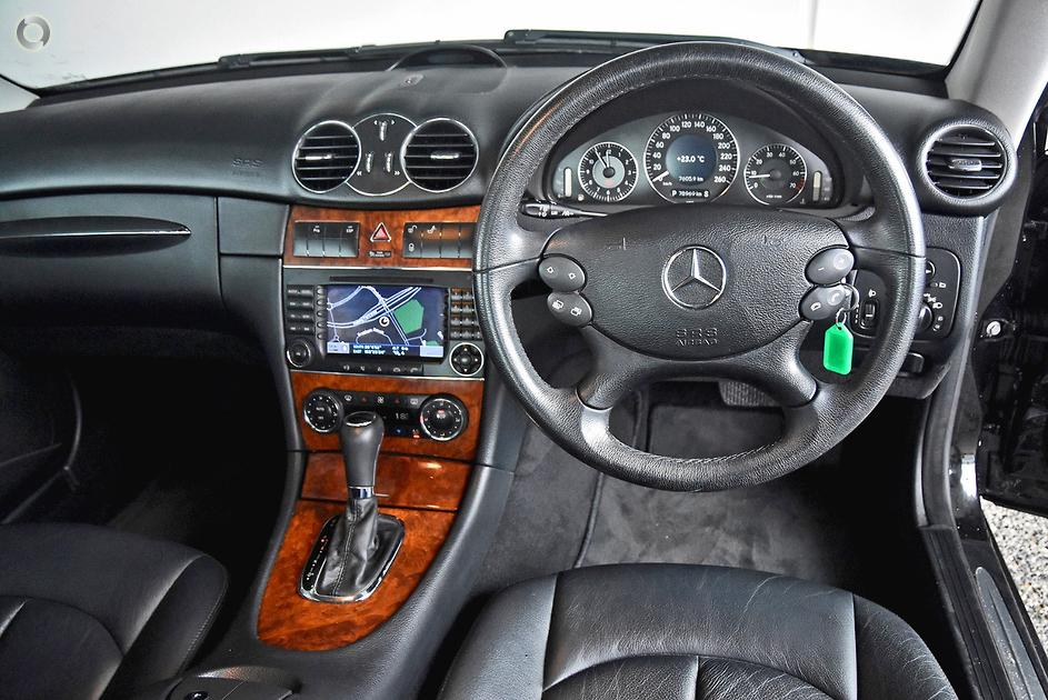 2008 Mercedes-Benz CLK 350 ELEGANCE Coupé