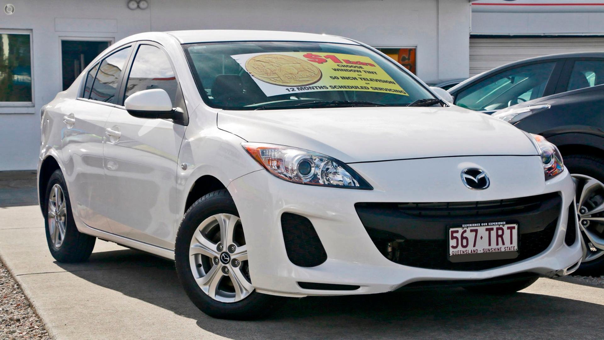 2013 Mazda 3 BL Series 2