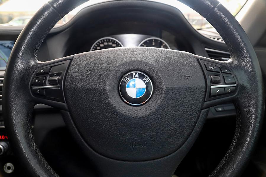 2012 BMW 730d