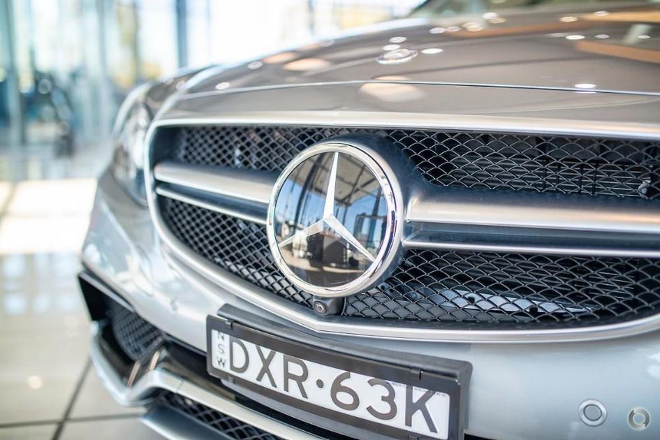 2013 Mercedes-Benz E 63 AMG S Sedan